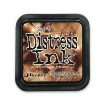 Штемпельная подушка Tim Holtz Distress Ink, Винтажное фото